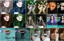 8种人物调色Photoshop动作