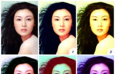 5种照片色调PS动作