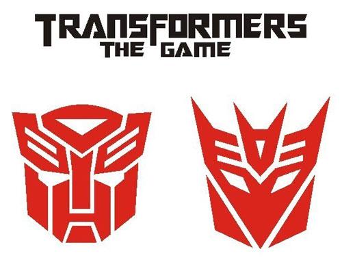变形金刚字体 (Transformers Movie)