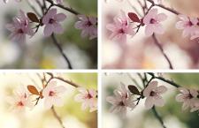 8种处理风景图效果的PS动作