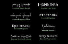 28款欧美电影海报英文字体