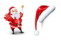 13枚精美的圣诞节PNG图标