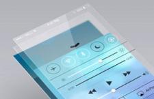 ios7透视玻璃PSD源文件