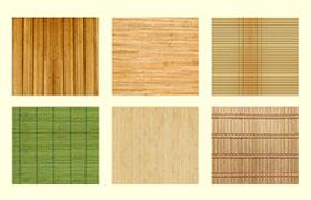 竹子纹理,PS填充图案