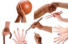 手势动作,PSD分层高清图