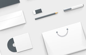 VI设计素材PSD源文件