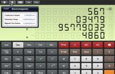 ipad计算器UI界面PSD源文件