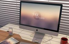苹果设备效果图,PSD格式