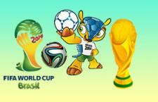 2014巴西世界杯吉祥物 大力神杯 桑巴荣耀,AI PSD源文件