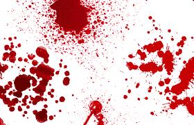 56张高清飞溅血迹素材