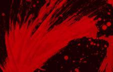 22款血液喷溅PS笔刷