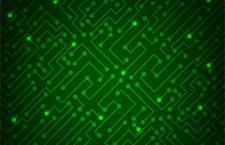 电路板线路背景素材,AI源文件