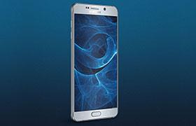 三星Galaxy Note5手机模型,PSD源文件