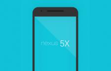 Nexus 5X 谷歌手机模型,PSD源文件