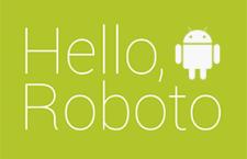 安卓英文字体Roboto打包下载
