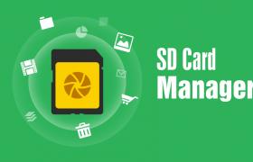 SD内存卡管理广告图