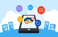 APP新功能展示广告图,PSD源文件