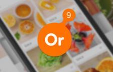 美食购物APP GUI模版,PSD源文件