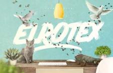 Elrotex 手绘英文字体