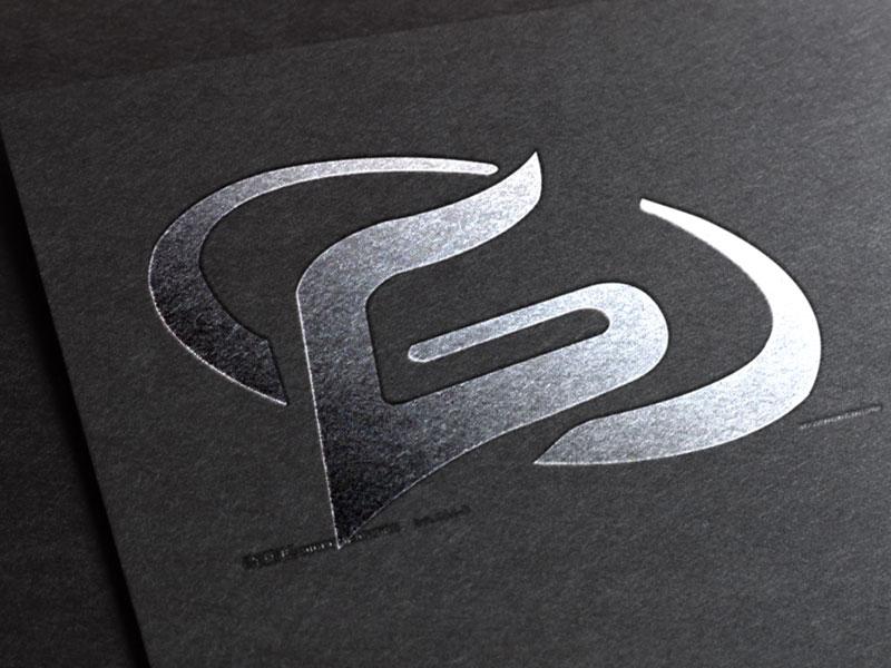 6款高清质感Logo名片特显VI模版