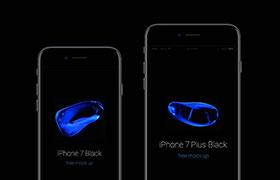iPhone7 正面手机模型,PSD分层源文件