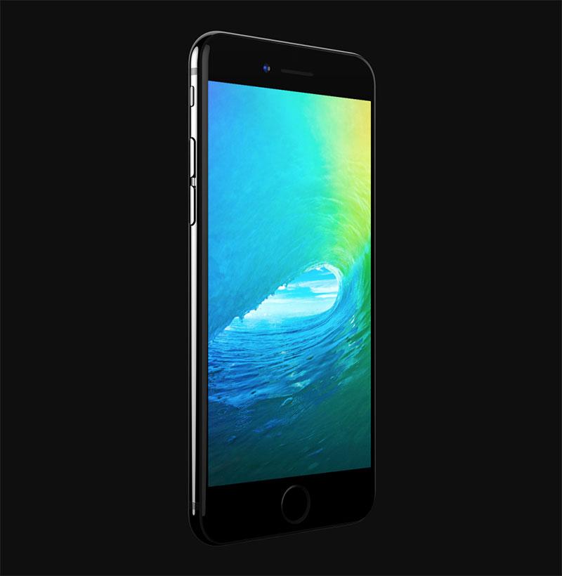 iPhone7 多角度展示图,PSD分层源文件