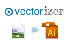 vectorizer:免费在线位图转矢量图工具