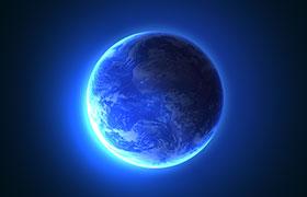 地球矢量素材,PSD源文件