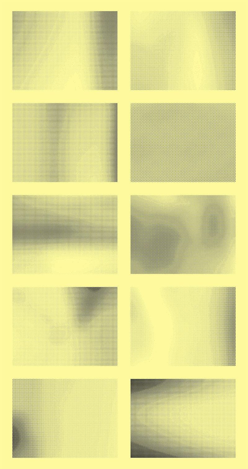10款矢量网点纹理,AI PNG格式