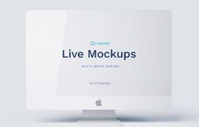 Apple设备模型,PSD Sketch 源文件