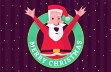 圣诞节主题矢量设计素材,AI源文件