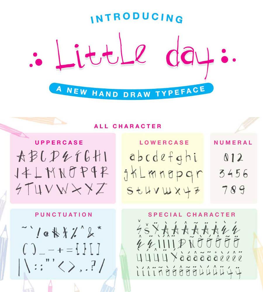 10款个性连笔英文字体