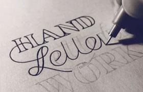 国外设计大神们最爱的英文字体