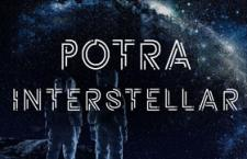 Potra 个性断线英文字体