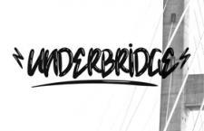 Underbridge 涂鸦风格英文字体