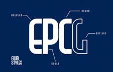 Epicologic 个性无衬线 英文字体