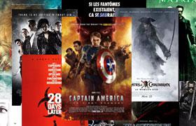 11款欧美经典电影海报字体