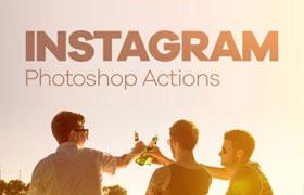 30种Instagram滤镜风格,PS动作