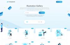 Illustration Gallery 免费在线矢量插画图库,可商用