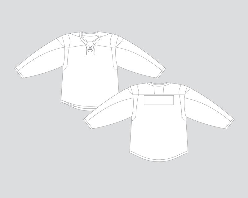 套头卫衣线稿图,AI源文件