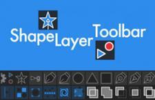 AE脚本 | 快速修改图形层属性 Shape Layer Toolbar v1.0.3