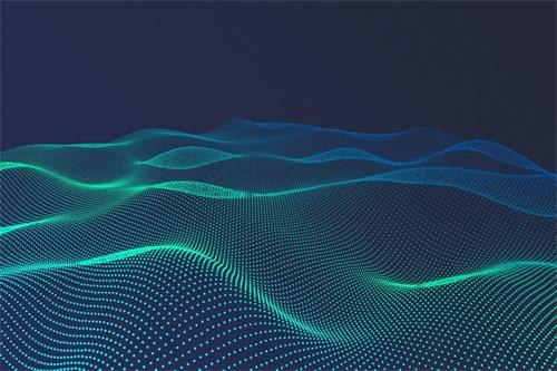 5K高清波点背景图,JPG格式