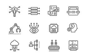 700+工业主题图标,AI源文件