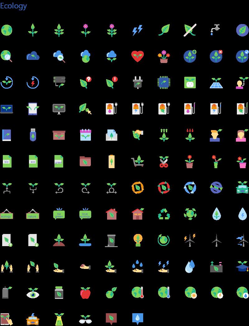 2800+扁平化图标,Sketch格式