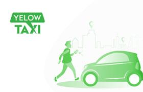 出租车APP应用UI套件,XD源文件