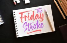 The Friday Stroke 手写英文字体
