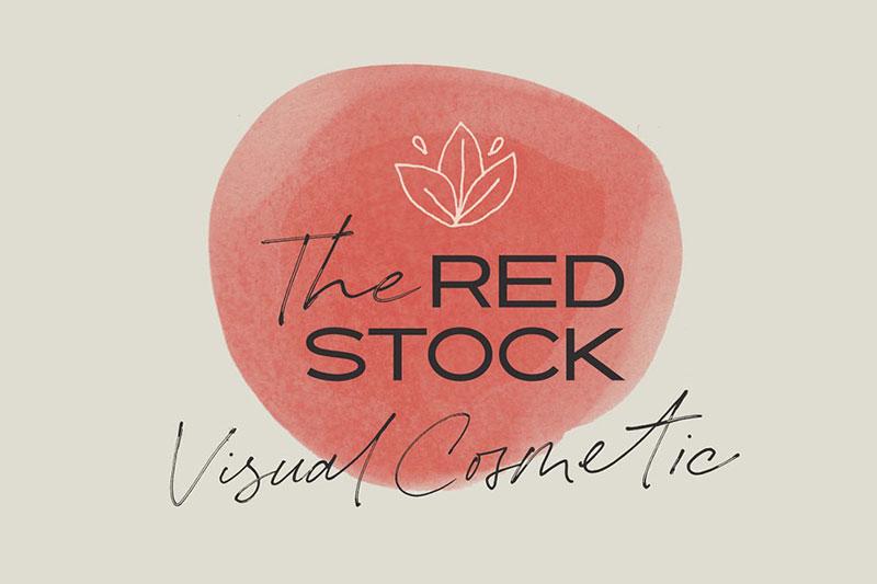 Redstock 手写英文字体