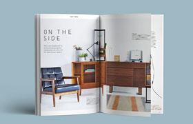 4K高清书籍杂志展示模型,PSD格式