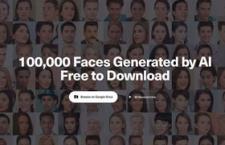 10万张免版权AI虚构人物头像照片免费下载 Generated Photos