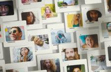 AE模板 | 拍立得照片墙效果 Slogan入场片头